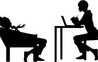 studiekeuzeadviseur in actie